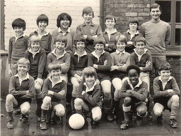 1981 Football Team