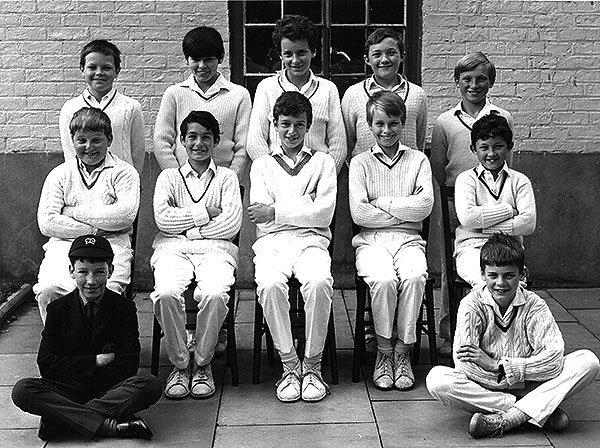 Moor Allterton Cricket 11 from approx. 1970