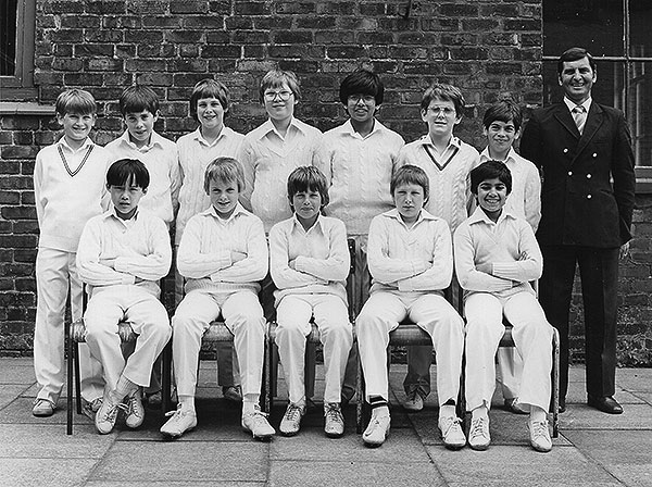 Moor Allterton Cricket 11 from approx. 1982